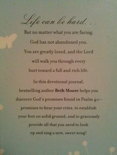 Beth Moore - Quotes on Pinterest | 33 Pins