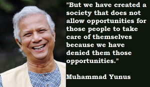 Muhammad Yunus Grameen Bank