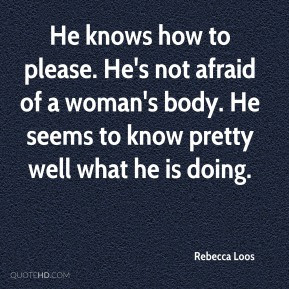 Rebecca Loos Quotes QuoteHD