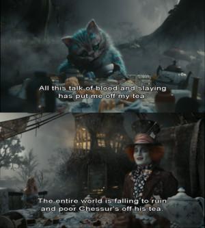 movie quotes tim burton