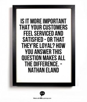 Great Customer Service: Why it's not as difficult as you think