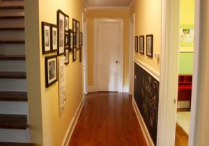 Hallway Wall Decorating Ideas