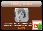 Fanny Brice Jokes and Jokers quotes