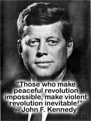 JFK John F Kennedy Quote