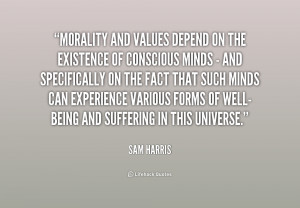 Quotes About Morals and Values