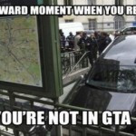 recommended playing gta left gta gta fail all the time Image
