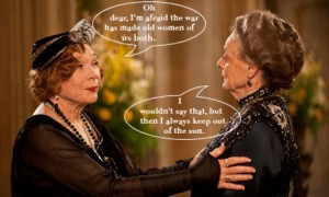 Lady Grantham Quotes
