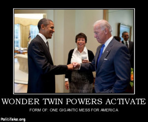 Wonder Twin Powers Activate Form One Gigantic Mess For America