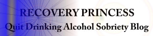 Recovery Princess Quit Drinking Alcohol Sobriety Blog
