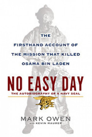 Navy Seal, witness to bin Laden's death, has book about raid