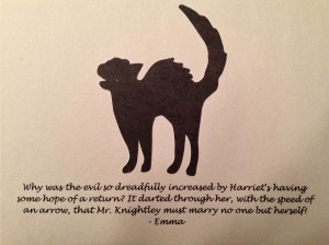 Why was the evil so dreadfully increased by Harriet's having some