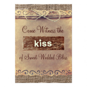 Wedding Sayings Invitations, 221 Wedding Sayings Announcements ...