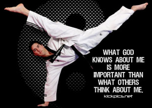 Girl Martial Arts Quotes Kickpics.net martialarts