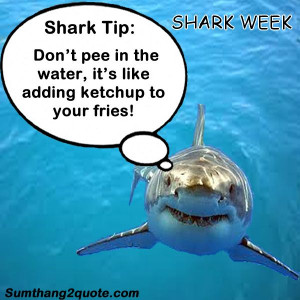 ... funny #humor #comedy #silly #hilarious #ketchup #pee #fries #shark #