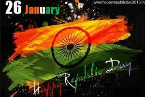26 January Happy Republic Day 2015 Images Facebook Chat Code