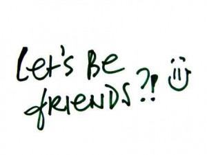Today is National Make a Friend Day