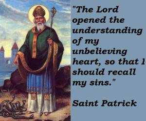 St. Patrick day messages sayings and wishes
