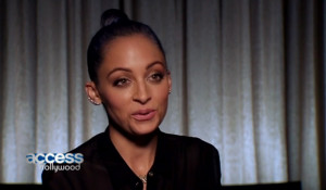 Nicole Richie chats with Access Hollywood about the birth of her new ...