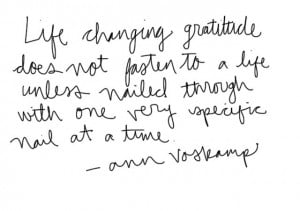 Related to Ann Voskamp Quotes (Author of One Thousand Gifts)