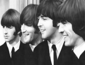 The Beatles were rejected by many record labels. In a famous rejection ...