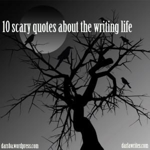 Scary essay