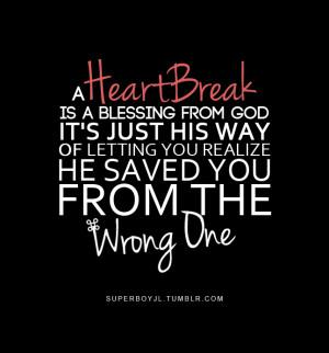 Broken Heart…!