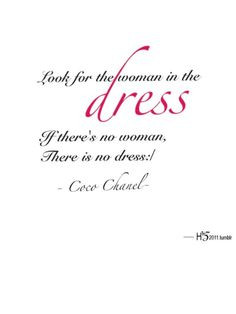 Chanel Keep it Classy with Quotes