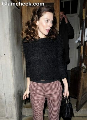 Anna Friel Steps Out Style