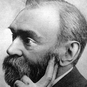 Alfred Nobel (AP Photo)