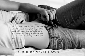 Facade by Nyrae Dawn Up for preorder http://www.amazon.com/dp ...