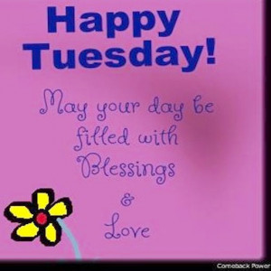 Happy Tuesday Quotes for Facebook