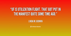 UF is Utilization Flight. That got put in the manifest quite some time ...
