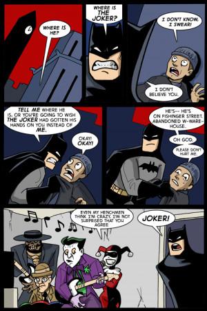 ... joker shortpacked comic books comic strips comics humor 19 responses