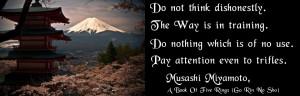 Musashi Miyamoto, A Book Of Five Rings (Go Rin No Sho)