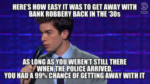 Your Joke of the Day from John Mulaney . Watch the full clip here .