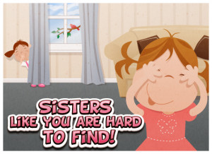 Holidays : Sister's Day : Sisters Like You