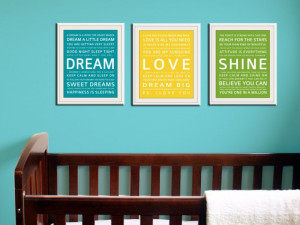 baby nursery quotes