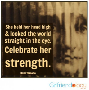 Quotes About A Woman's Beauty And Strength