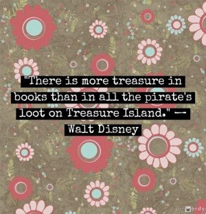 Memorable quote about books