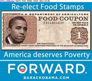 eu Image Hosting » Obama is Failure » Obama Reelect Food Stamps
