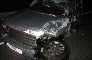 Celebrity Car Accidents – The 10 Craziest Celebrity Car Accidents