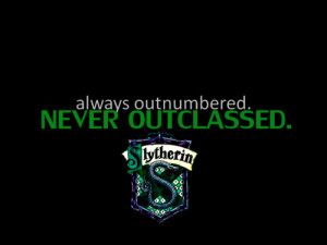 Slytherin! - harry-potter Photo
