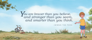 Power Your Potential with These Disney Quotes - Winnie the Pooh