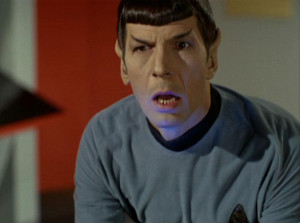 It's All Spock's Fault