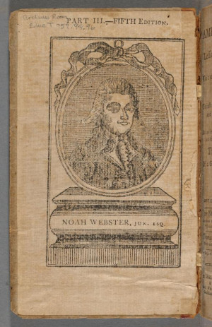 noah webster essays on education Noah webster: noah webster, american lexicographer known for this publication combined literary criticism with essays on education noah webster produced.