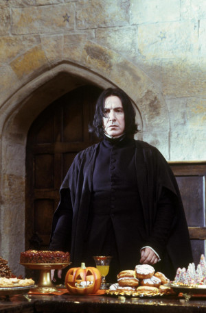 Displaying 12> Images For - Alan Rickman Snape Quotes...