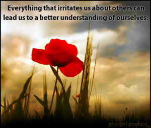 ... us about others can lead us to a better understanding of ourselves