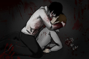 Displaying 19 Images For Sad Jeff The Killer Crying
