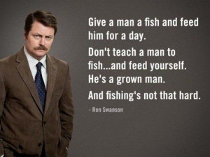 funny, funny pictures, funny photos, inspirational quotes, ron swanson ...