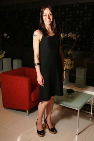 Kate Dickie Arriving For...